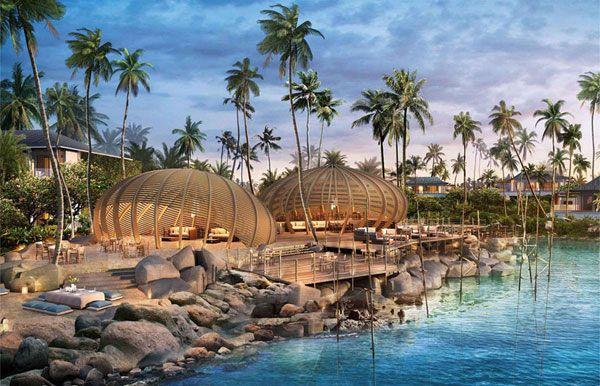 Новые роскошные отели, 4.ANANTARA TANGALLE PEACE HAVEN RESORT 5*(Шри-Ланка, Тангалле)