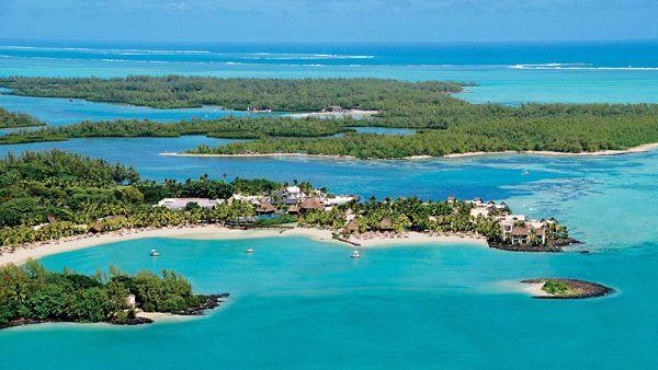 Новые отели, SHANGRI-LA'S LE TOUESSROK 5* (Маврикий)