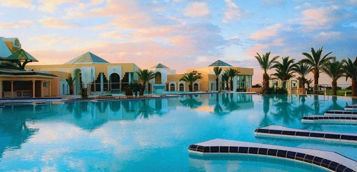 Отели Туниса класса люкс, 5* Hasdrubal Hammamet