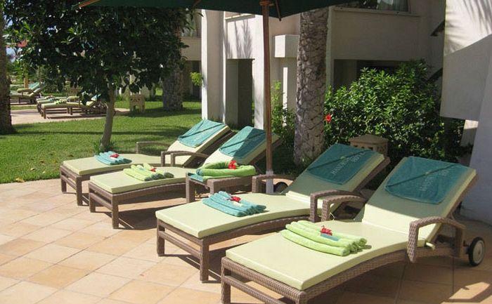 Отели Туниса класса люкс, 5* Hasdrubal Prestige