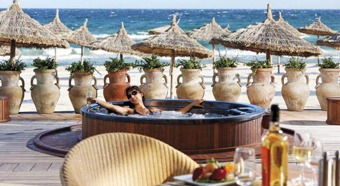 Отели Туниса класса люкс, 5* Moevenpick