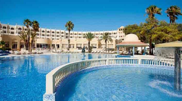 Отели Туниса класса люкс, 5* Palace Hammamet