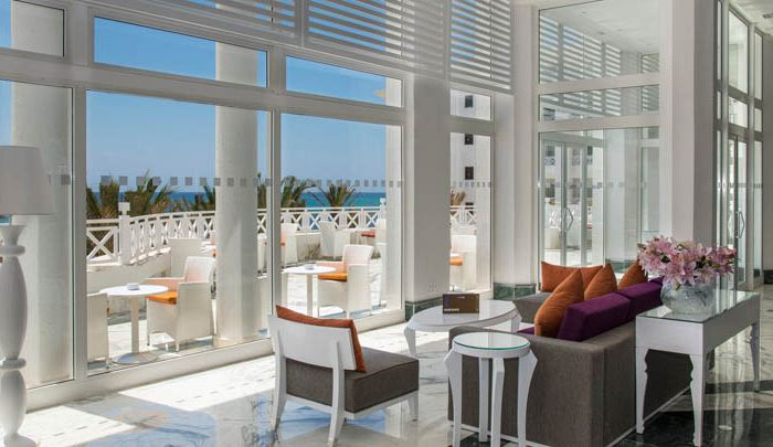 Отели Туниса класса люкс, 5* Radisson Blu Resort