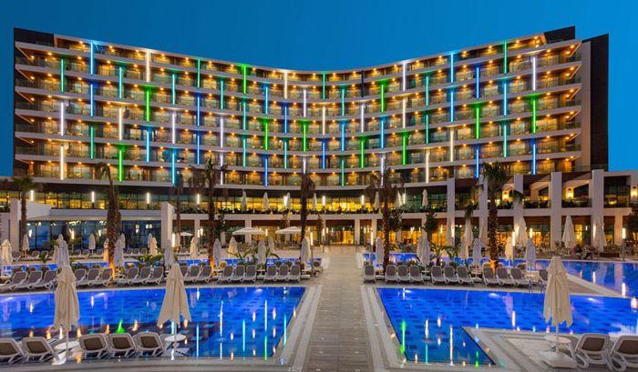 фото в отели турции